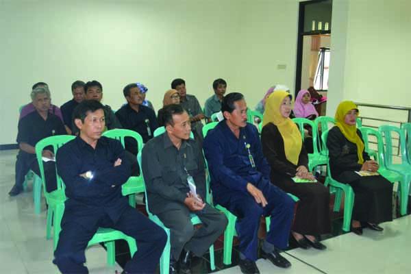 Kunjungan Direktur Pembinaan Administrasi Peradilan Agama Mahkamah Agung Ri Ke Pa. Banjarnegara